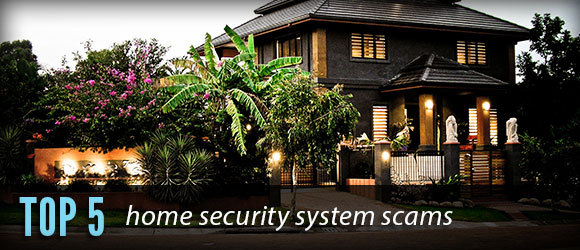 home security scams